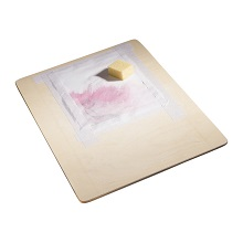 Wooden painting boards