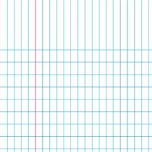 Graph paper other sizes