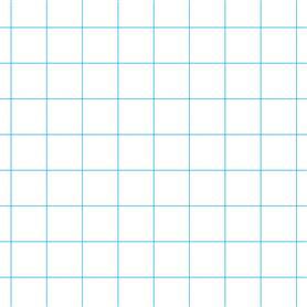 Composition book graph 10 mm