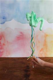 Sarah's Silks Wand