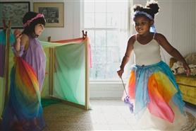 Sarah's Silks Toddler Skirt