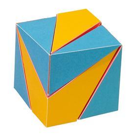 Kuboid invertible cube
